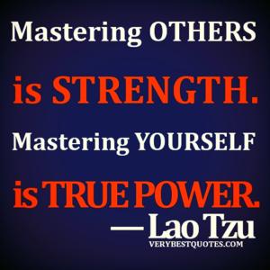 Self Discipline Quote