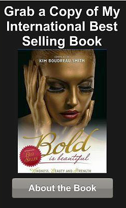 Bold is Beautiful | Co-Author Stacie Walker