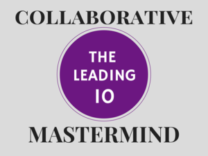The Leading 10 Collaborative Mastermind